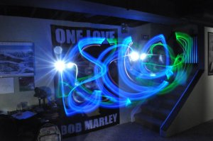 Light graffiti 1