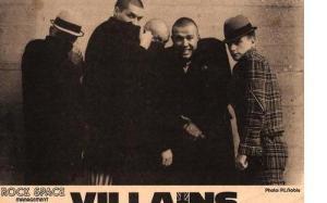 Villains Cover