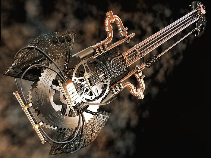 Awesome Guitar Designs