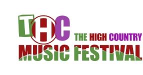 THC Music Festival Logo