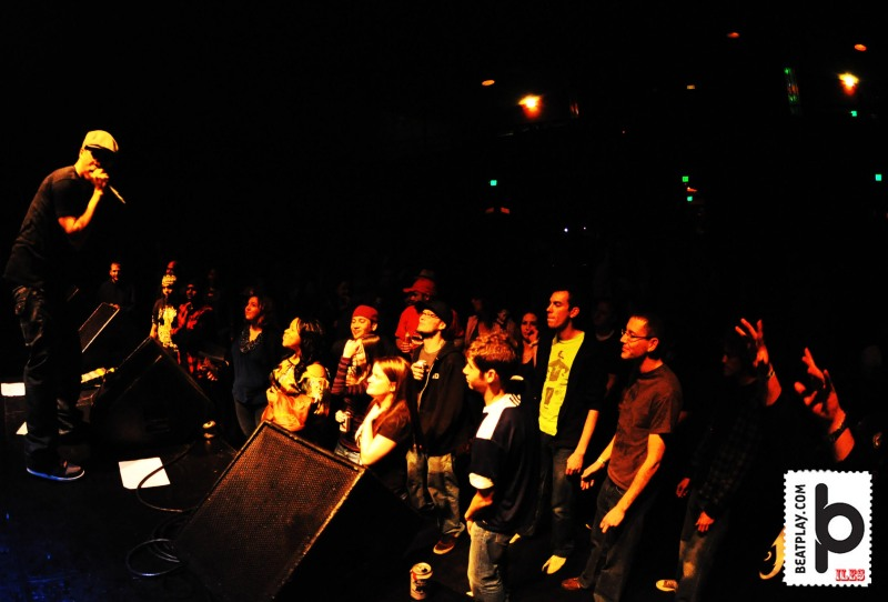 Nappy Roots in Denver - Beat-Play - Jimmy Iles