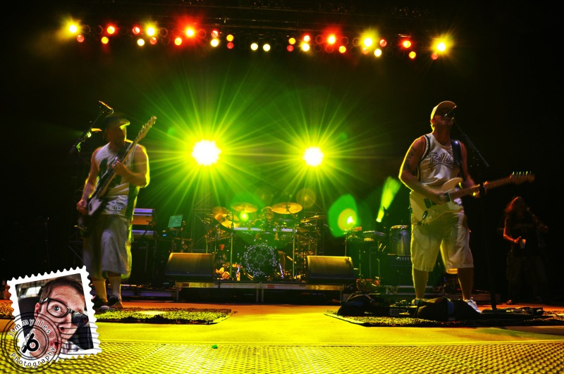 Jimmy Iles Beat-Play Slightly Stoopid (Seedless Summer Tour)