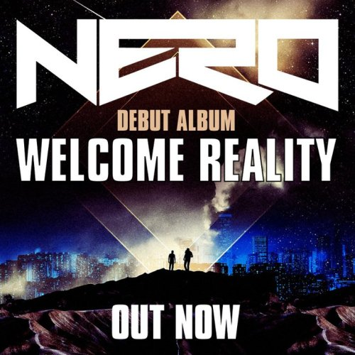 nero - welcome reality album cover